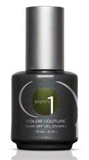 Entity One Color Couture Gel Polish - Hunter Plaid - 0.5oz / 15ml Hunter Enamel