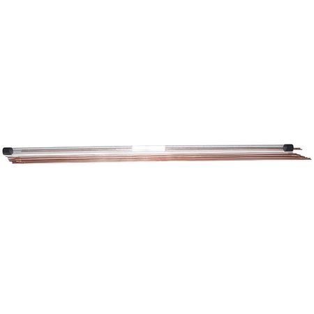 Westward TIG Welding Rod, ER80 SD-2, 1/16, 1lb