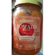 la madeline tomato basil soup - 4