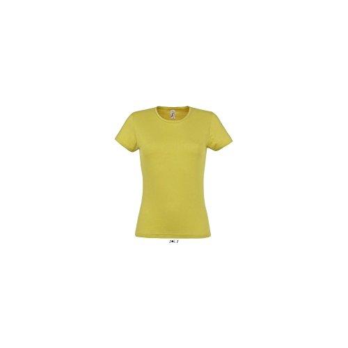 SOL´S Ladies T-Shirt Miss, Größe:XXL, Farbe:Honey