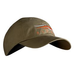 SITKA Sitka Cotton Cap Mud One Size Fits All (90103-MD-OSFA), Outdoor Stuffs