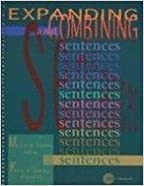 Expanding and Combining Sentences by Marilyn Toomey (1998-05-03)