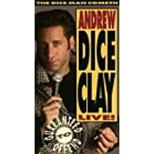 Andrew Dice Clay Live: The Dice Man Cometh