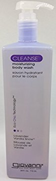 (Giovanni Moisturizing Body Wash - Lavender Vanilla Snow- Large 24 Fl Oz.)