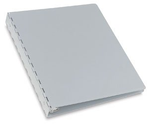 Pina Zangaro Machina Aluminum 3-Ring Binder, 1/2-Inch Capacity (36307)