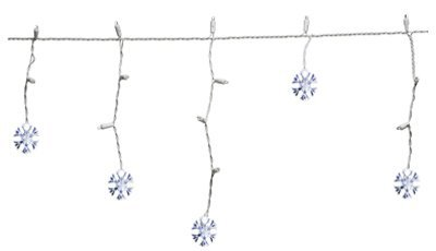 Led 100 Micro Icicle Light String in Florida - 7