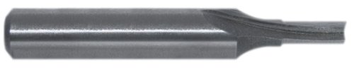 Century Drill and Tool 39101 Straight High Speed Steel Router Bit, (High Speed Steel Router Bit)