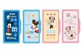 Disney Baby Mickey Mouse Babywipes Baby Wipe Case Holder styles may vary