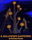 A Halloween Happening, Adrienne Adams, 0689715021