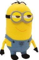 Despicable Me 2 TOY FACTORY 10 Inch JUMBO Plush Minion TIM [Two Eyes] -