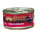 Salmon & Whitefish 3.20 Ounces (Case of 24)