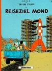 Tim und Struppi, Carlsen Comics, Bd.7, Reiseziel Mond (Tintin Allemand) Broschiert – 1967 Herge Carlsen Verlag Gmbh 3551015074 Comics; Funnies/Humor