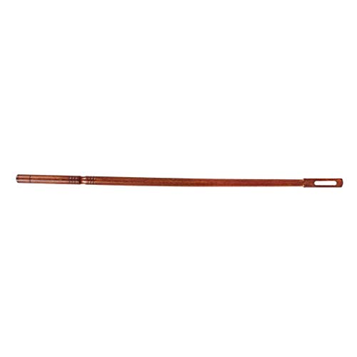 Flameer Wooden Flute Cleaning Tool Stick Swab Cleaning Tool for Musical Lovers