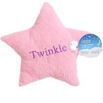 Pink Twinkle Little Star Musical Plush Mini Pillow Greenbrier