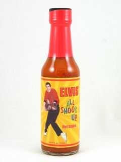 Elvis All Shook Up Hot Sauce (Burning Love Hot Sauce)