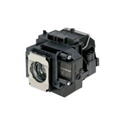 Awo-lamps ELPLP55 / V13H010L55 High Quality Compatible Bulb Inside Replacement Lamp with Housing for EPSON PowerLite Presenter;EPSON EB-W8D;EPSON H335A.