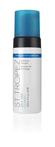 St. Tropez Self Tan Bronzing Mousse, 4 Fl Oz