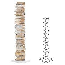 Opinion Ciatti - Ptolomeo Stand-Bücherregal PT160, schwarz