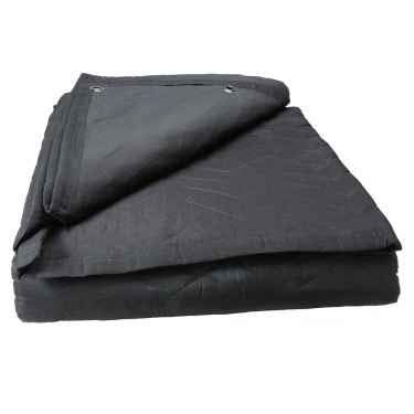 US Cargo Control Large Sound Blanket | 12 Pounds Per Blanket | 96 inch x 80 inch | 1 Sound Blanket