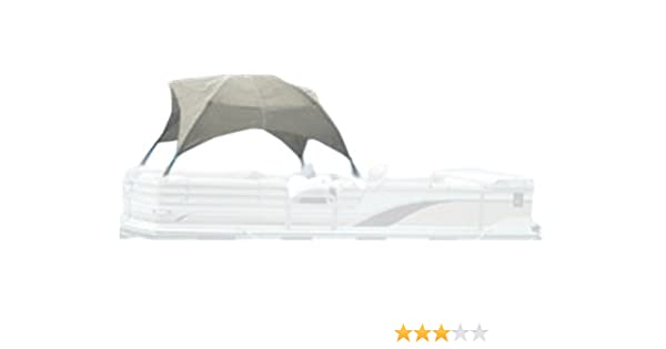 Taylor Made Products 120030W White Pontoon Easy Up Shade Top