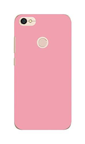 Sankee Polycarbonate Back Cover for MI Xiaomi Redmi Y1   Pink