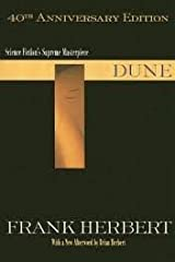 Dune (Book 1) 40th (fourthy) edition Text Only Paperback