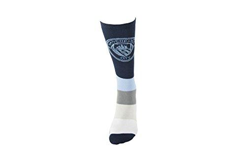 Manchester City Socks (1 Pair) Size 9-13
