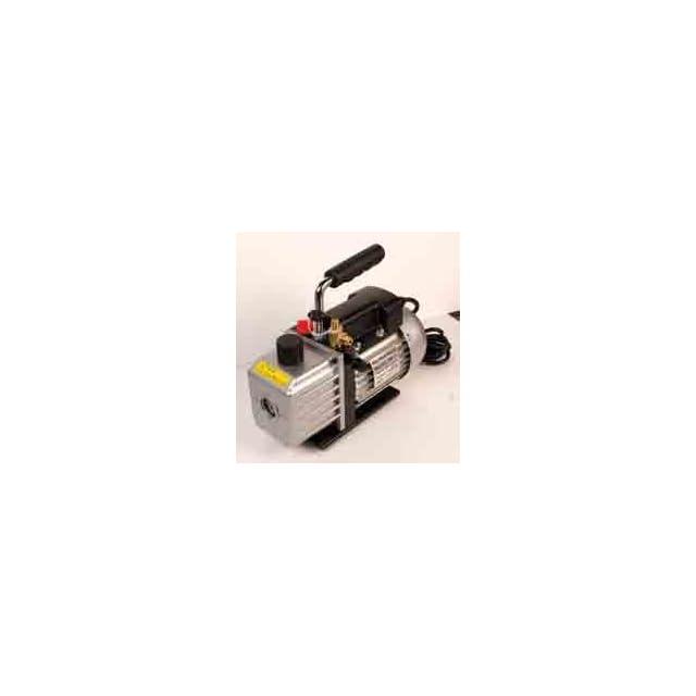 FJC 9281 Vacuum Pump (6909) & Brass Manifold Gauge (6715) Kit