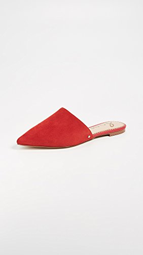 cheap sale websites free shipping 100% guaranteed Sam Edelman Women's Rumi Mule Candy Red kxZSCka