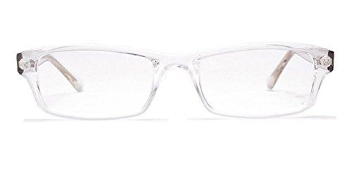 EasyEye Emerson Bifocal Reading Glasses Crystal Clear Len...