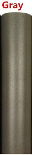 Huanlovely 152cm Adhesive PVC Leather Vinyl Wrap for Car Door Edge Handle Dashboard Armrest Auto Internal Decoration Laptop Decal