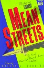 img - for Mean Streets: The Second Private Eye Writers of America Anthology (Mysterious Library) book / textbook / text book