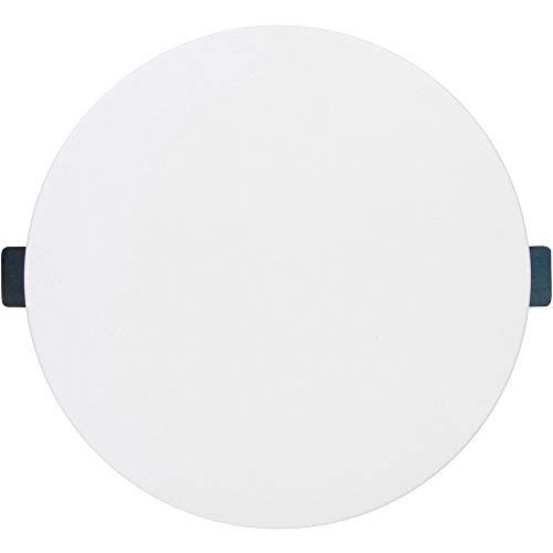 Wallo APR-0501 Round Access Panel, 4.75-Inch Speaker Hole Cover for Drywall Walls and Ceilings. Perfect for providing service area for Plumbing/Wiring Applications and Electrical Access Panels