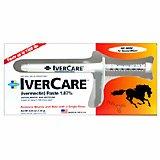 (IverCare 1.87% Ivermectin Paste Wormer)