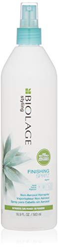BIOLAGE Styling Finishing Spritz Non‑Aerosol Hairspray, 16.9 Fluid Ounce