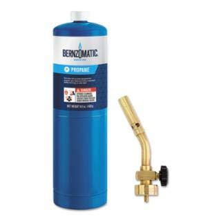 Bernzomatic UL100 - Linterna de soldar para tanque de gas propano (9 unidades)