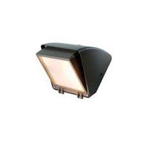 - Intermatic WLC100HPS 100W High Pressure Sodium Cut-Off Wall Pack (120 208 240 277V Multi-Tap)