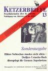 Ketzerbriefe, H.13, Hitlers Verbrechen standen nicht allein, Dedijers Ustascha-Buch überspringt die Grenzen Jugoslawiens