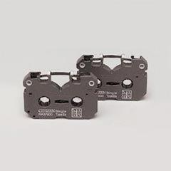 Citizen Ink Cartridge Cartridges - Citizen Black Ink Cartridge 2-Pack For Notebook Printer Ii