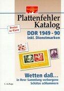 Plattenfehlerkatalog DDR 1949-90