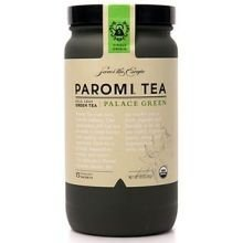 Paromi Tea Organic Palace Green Tea - 15 bags per pack -- 6 packs per case.