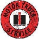 - International Harvester Motor Truck Service Sign