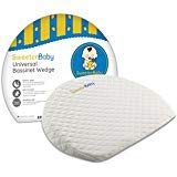 Bassinet Wedge, Baby Pillow for Reflux & Congestion Relief