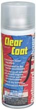 Moeller 6995 Clear Coat High Gloss Lacquer, 6 per Case (Clear Coat Marine)