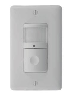 Hubbell Switch - Hubbell WS2000W Wall Switch Sensor