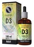 UPC 889673590670, Vitamin D3 Liquid for Adults (100ml) Brand: A.O.R Advanced Orthomolecular Research