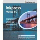 Inkpressインクジェットマット60フォト用紙5 x 7 100シート   B001QD4588
