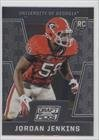 Jordan Jenkins (Football Card) 2016 Panini Prizm Collegiate Draft Picks - [Base] #184