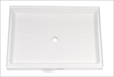 Delicieux Mustee Durabase Fiberglass Shower Floor Rectangular 34u0026quot; ...