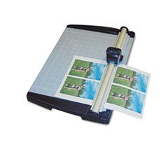 ** Rotary Trimmer, 10 Sheets, Metal Base, 11''X15''